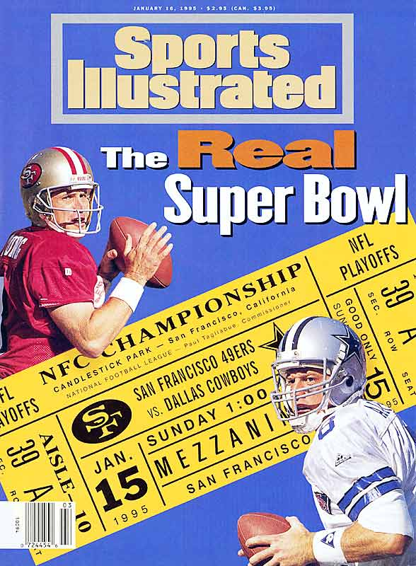 Jan. 16, 1995 SI Cover.