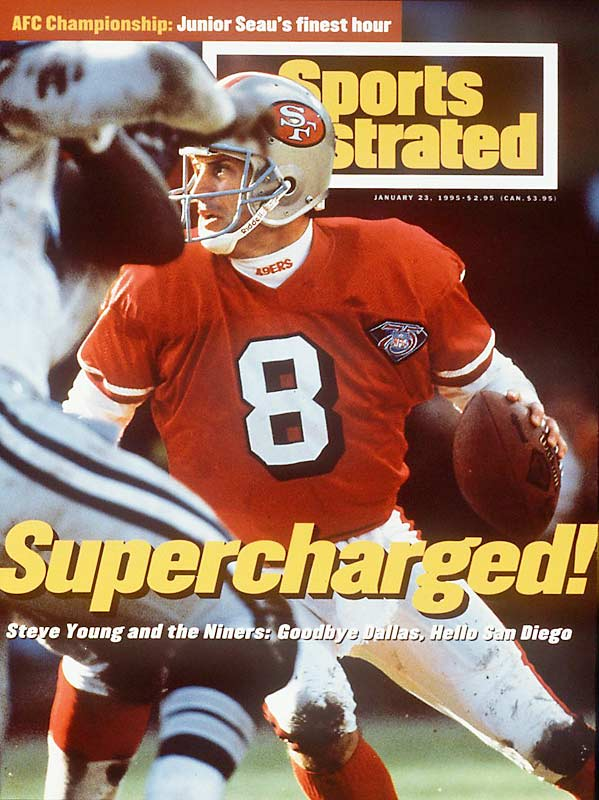 Jan. 23, 1995 SI Cover.