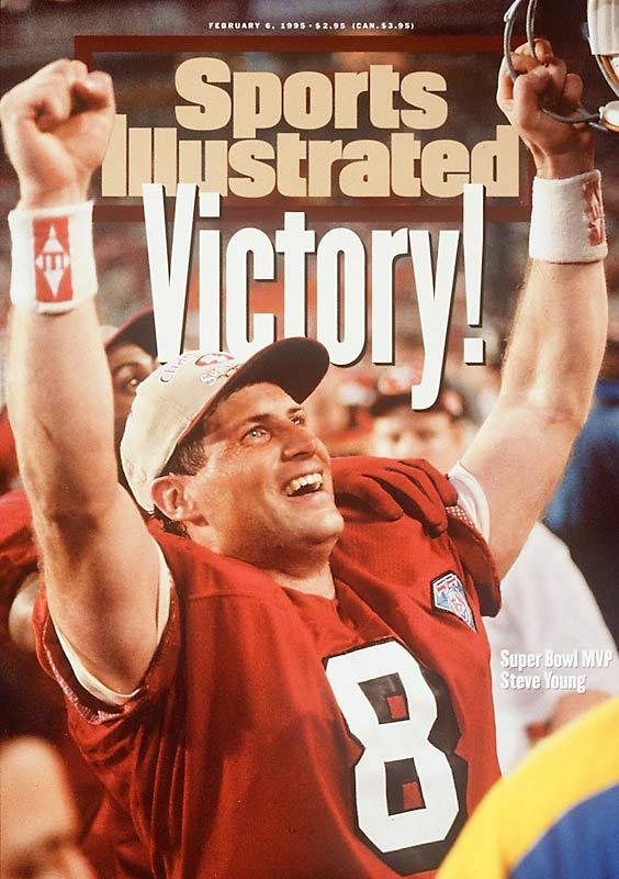 Feb. 6, 1995 SI Cover.
