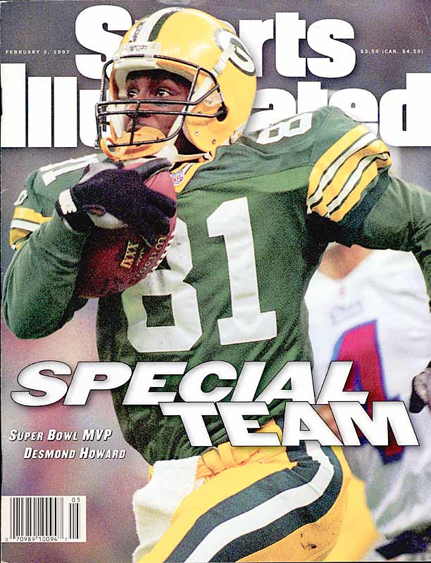 Feb. 3, 1997 SI Cover.