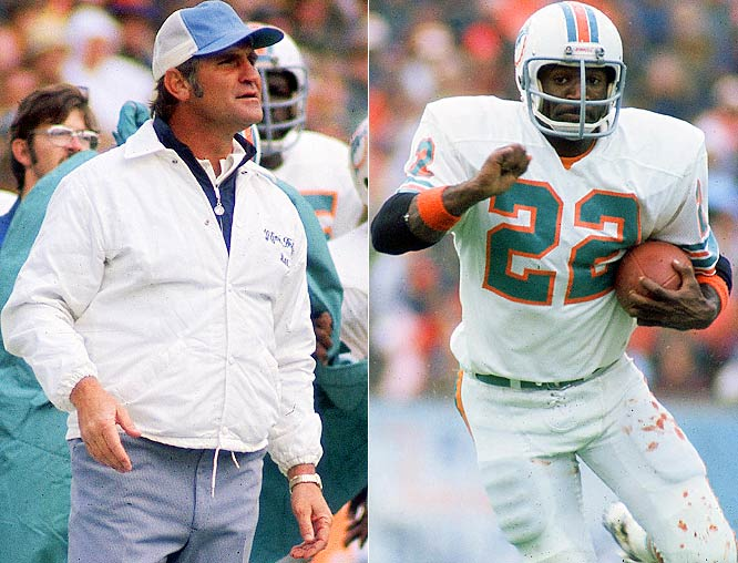 Sports Illustrated's Dr. Z reported that Morris put a voodoo curse on Shula when the coach allegedly benched Morris for a game in 1974. Morris said the curse worked when Shula made a critical mistake that cost the Dolphins a playoff game.
