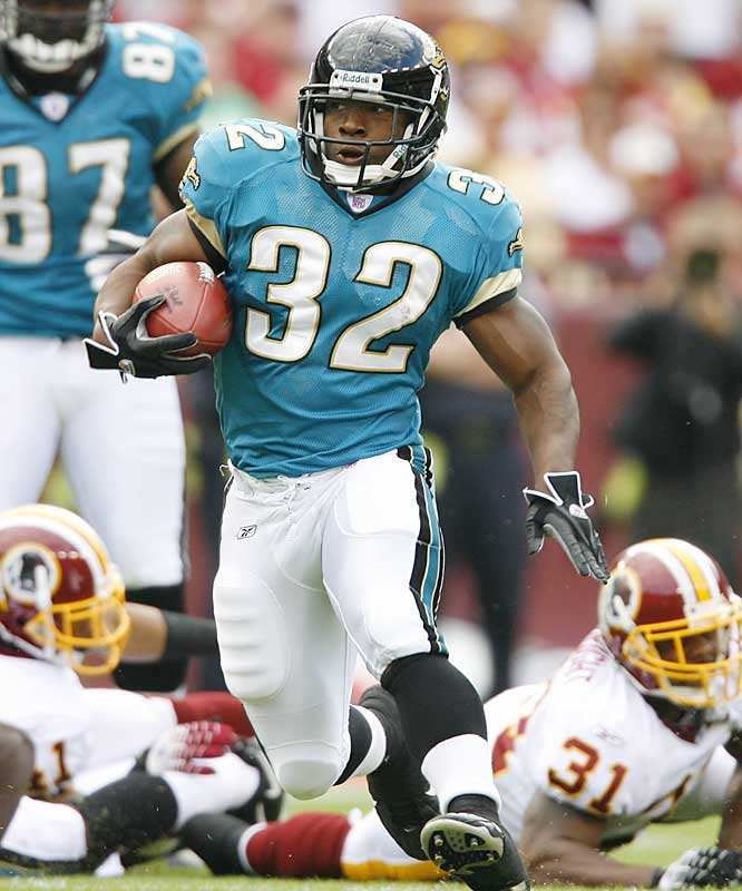 Last week: 5<br><br>Jones-Drew is coming off a bye and will likely be even more dangerous in the latter part of the season as the Jaguars continue to figure out how to use him. His biggest impact will still be as a returner, but Jacksonville will likely use him more to spell starting running back Fred Taylor as the season progresses.
