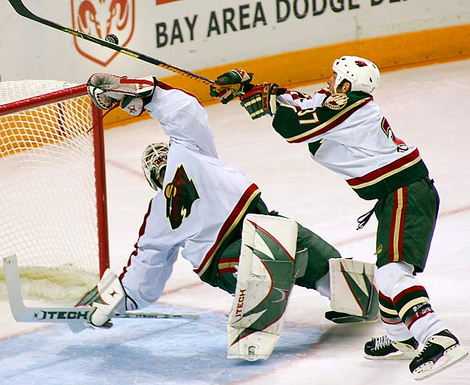 The Wild were expected to pack more punch with an improved offense, but stingy defense (second-best 1.75 goals-against per game), the acrobatics of goaltender Manny Fernandez (6-1, 1.60 GAA) and some home cooking (5-0) have been the foundation of the franchise-best 7-1-0 start.