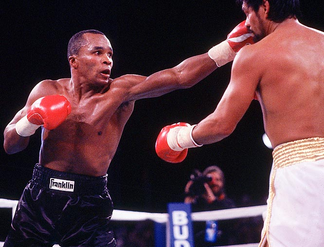 Retained the WBC Super Middleweight Title versus Roberto Duran.