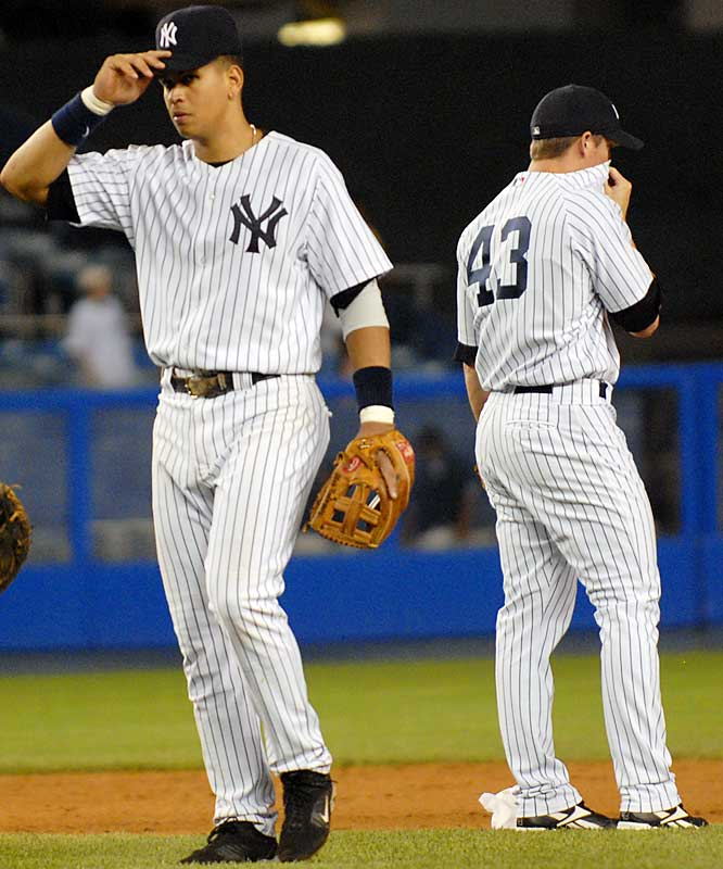 Perfect for such a wealthy, corporate-scented team and still the best of the planet's pinstriped uniforms.