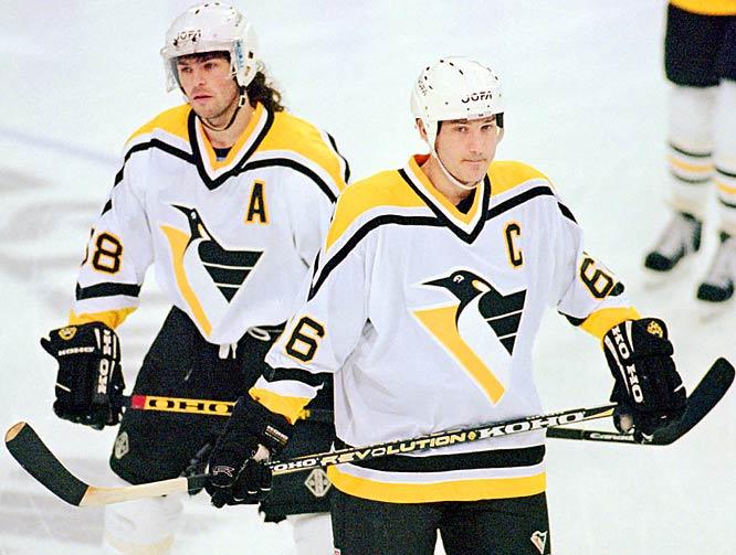 Pittsburgh Penguins <br>1990-2001