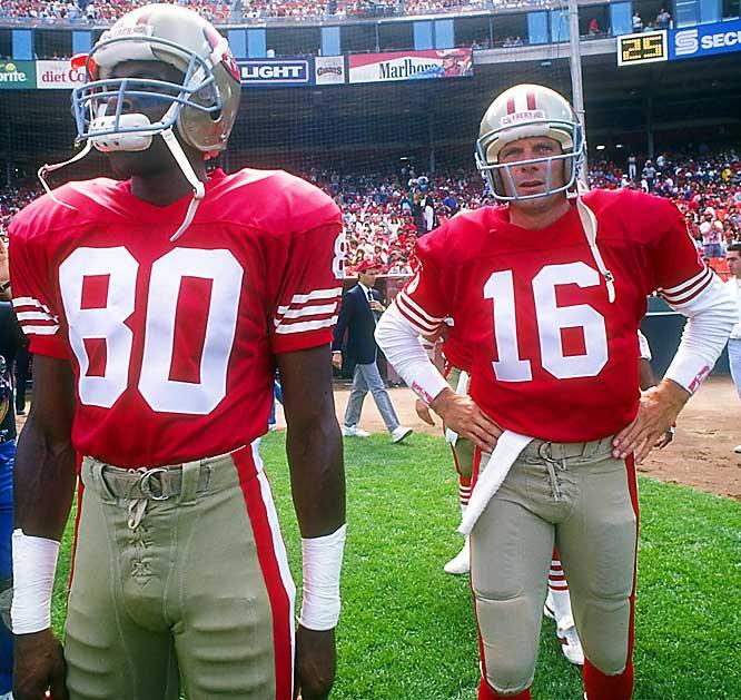 San Francisco 49ers <br>1985-1992