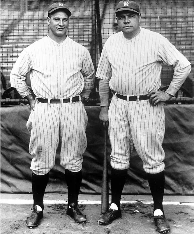New York Yankees <br>1923-1934