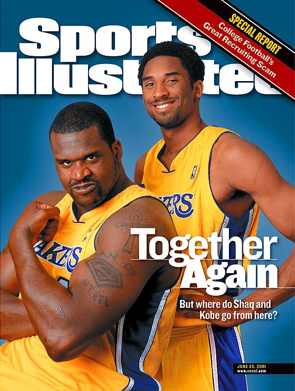 Los Angeles Lakers <br>1996-2004