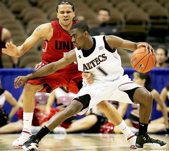 Heath, the reigning Mountain West Player of the Year, led the conference in points per game (18.4), three-pointers (98) and free-throw percentage (84.9). His return is the reason the Aztecs are an overwhelming favorite to repeat as league champs -- and perhaps crack the Top 25.
