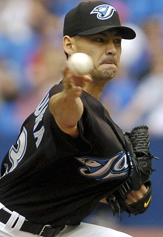 Nakamura was born in Japan but raised in Australia. He played college baseball at the University of South Alabama, pitched two years in the majors and in 2006 set the single-season saves record for the Japanese Pacific League.