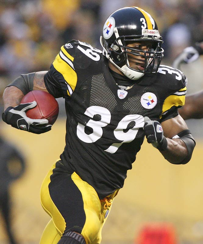 70 ... Steelers running back Willie Parker had runs of 72 and 76 yards against the Saints, becoming the first player in nine years with two runs from scrimmage of 70 yards or more in the same game. The last to do it was Barry Sanders of the Lions, who had runs of 80 and 82 on Oct. 12, 1997, in Tampa.