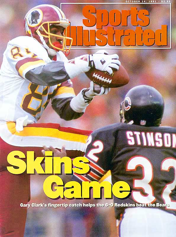 The Skins had some scares early in the season, including a 33-31 win over the Cowboys in Week 2, but they managed to win their first 11 games. However, fate wasn't as kind in their second game against Dallas as they lost 24-21. The Redskins finished the season 14-2 and beat the Bills in the Super Bowl, giving coach Joe Gibbs his third championship.