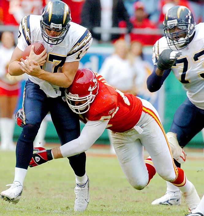 Allen has been a constant force for the Chiefs.