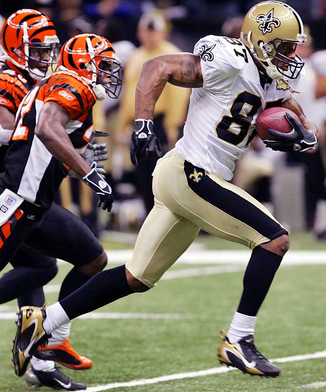 510 ... Brees's 510 yards against the Bengals, including a 72-yard scoring pass to Joe Horn, are the most on 52 or fewer pass attempts in 15 years, since Warren Moon threw for 527 yards on 45 attempts against the Chiefs. The Bengals are the only NFL team to have two quarterbacks pass for 510 yards or more against them, and they're 2-0 in those games. The last QB to lose when passing for 510 or more yards was Dan Marino on Oct. 23, 1988, when he passed for 521 yards in a 44-30 loss to the Jets.