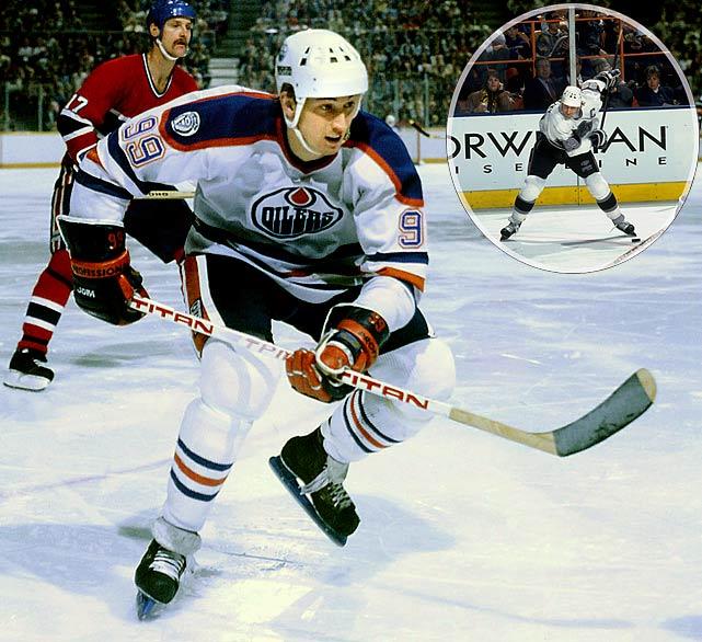 <b>NHL seasons:</b> 20 (1979-99)<br><b>Teams:</b> Oilers, Kings, Blues, Rangers