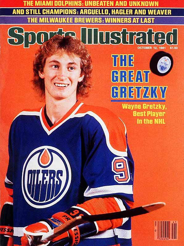OK, he wasn't technically a rookie in the eyes of the NHL, having played a season in the WHA, where he won top freshman honors. Still, the 18-year-old Great One's NHL debut was a doozy -- his 51 goals made him the youngest player ever to net 50 or more, and his 137 points were good for co-ownership of the scoring title and the Hart Trophy.