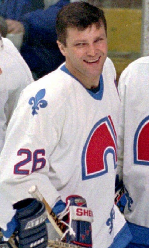 Like Malkin, Stastny slipped away from his former team, much to its displeasure, in order to make his name in the NHL. The 24-year-old Czech defector's 109 points were the rookie mark Selanne topped in 1993. Stastny's 70 assists are still tied for first with Joe Juneau of the 1992-93 Bruins.