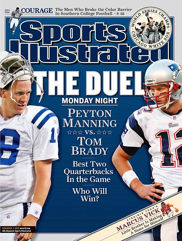 Somebody had to lose, but didn't you figure the winner, in this case Manning, would find his way to the Super Bowl? Of course, neither one did.