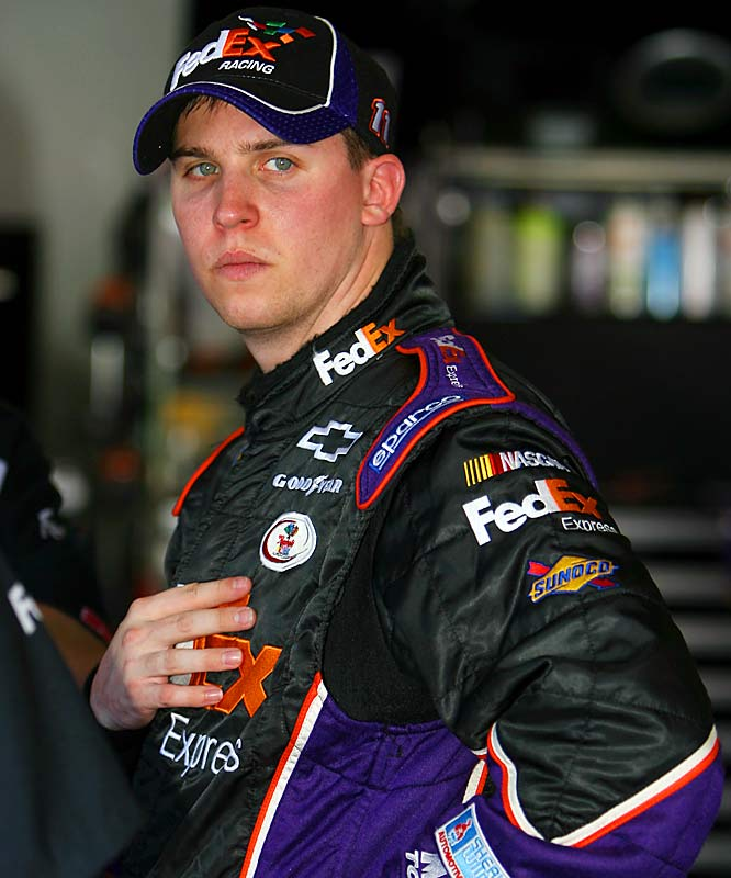 The 26-year-old Virginian finished third in NASCAR's point standings, the highest finish by a rookie since James Hylton in 1966. He also was the first rookie to make the Chase for the Championship since the system was developed in 2004. Along the way, he accumulated a pair of wins at Pocono and 20 Top 10 finishes, developing a consistency most veterans struggle to achieve at any year during their Nextel Cup career.