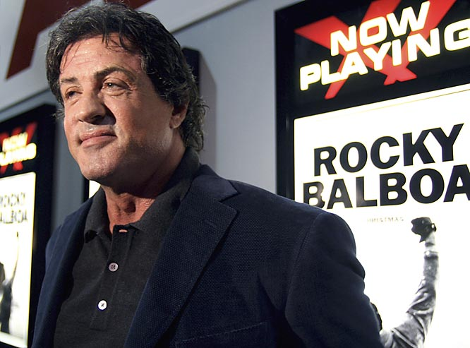 "Yes, the rumors were true. There is another Rocky film coming out. Sylvester Stallone went to a special screening of ""Rocky Balboa"" earlier this week."