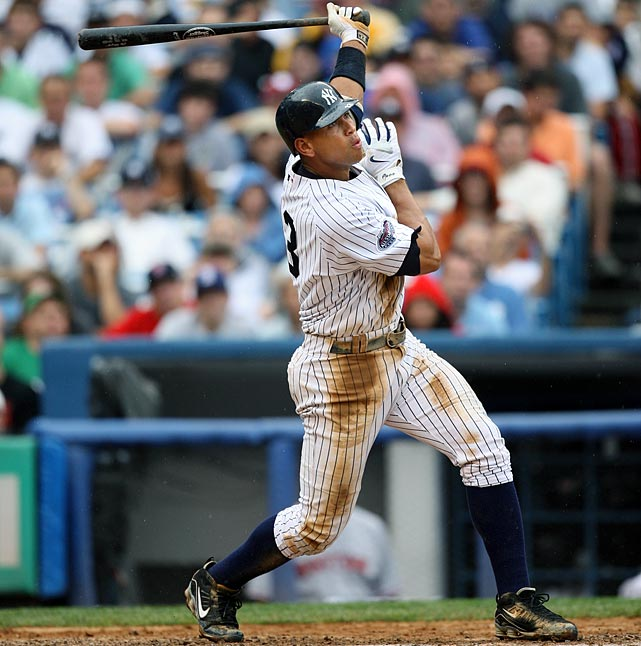 Only A-Rod, it seems, can beat A-Rod. After a monster 2007 season that resulted in his third AL MVP award, Rodriguez opted out of his record $252 million deal with three years remaining. He eventually wound up back with the Yankees, setting a new record for the richest contract in baseball history, one that includes potential bonuses for reaching certain milestones.