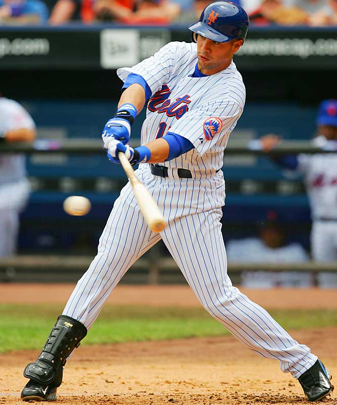 Mets fans are loathe to admit this, but Beltran reportedly would have played for the Yankees for a lot less money. Instead, he cashed in on his breakout 2004 postseason with the Astros by signing with the Mets, whom he led to within one game of the World Series in 2006.