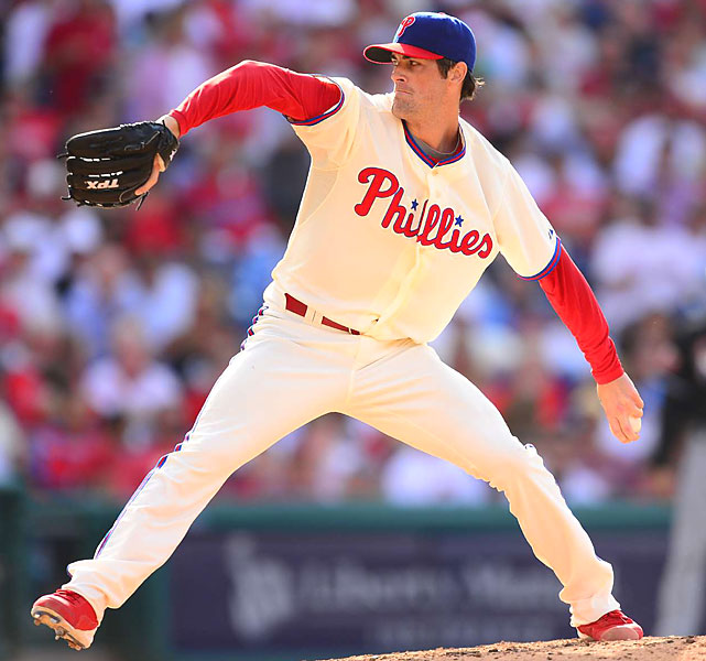 When Cole Hamels and the Philadelphia Phillies agreed to a six-year, $144 million contract, he became the third Phillies' starter making at least $20 million per season. It's the largest contract signed by a Philadelphia athlete. The three-time All-Star and 2008 World Series MVP passed up an opportunity to possibly get more money on the open market to stay with the team that drafted him in 2002.