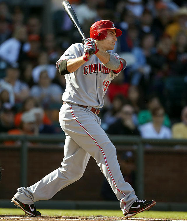 Votto still has two years left on his current deal. He will make $9.5 million this season and $17 million in 2014 before the new contract kicks in. He's all set to be a Red through 2023, when he'll be 39 years old. The Reds drafted Votto in the second round in 2002 and guided him to stardom. The first baseman has delivered 119 home runs and 401 RBIs over the last four-plus seasons. He is a three-time All-Star and the 2010 National League MVP.
