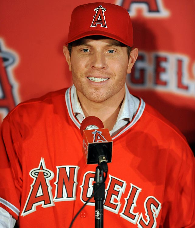 Texas had hoped to sign the 2010 AL Most Valuable Player, who led the Rangers to consecutive World Series appearances in 2010 and 2011, but Hamilton agreed to a contract with the Los Angeles Angels following the 2012 season. The 31-year-old was considered a risk by some teams because of his history of alcohol and substance abuse, which derailed his career before his surge with the Rangers over the past five seasons.