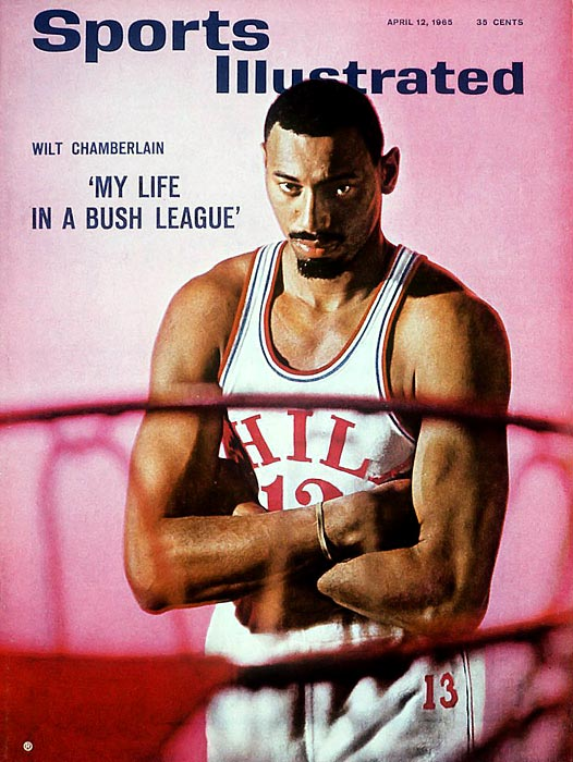 After spending his first three pro seasons in his native Philadelphia, the Big Dipper and the rest of his Warriors team relocated to San Francisco in 1962. But Chamberlain, the game's most dominating offensive player, returned to Philly on Jan. 15, 1965, as a member of the 76ers (formerly the Syracuse Nationals). In exchange for Chamberlain, the financially strapped Warriors received three players and cash. It's the only time the league's leading scorer has been traded during the season.