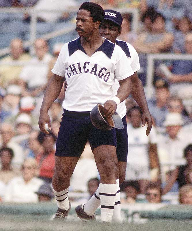 On Aug. 8, 1976, the Chicago White Sox set baseball fashion back a couple of decades when they sported shorts for the first game of a doubleheader. (For separate galleries on the Best and Worst dressed teams, go to si.com/photos)