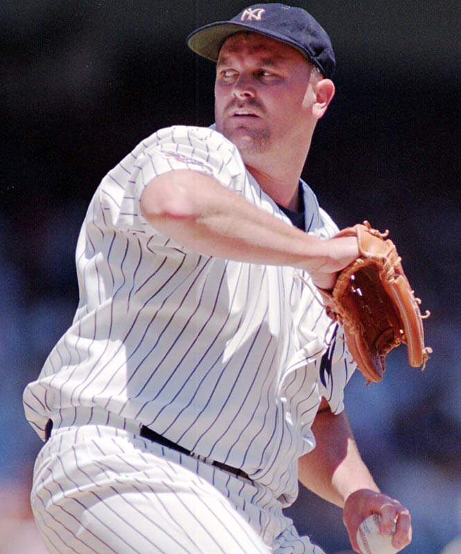 David Wells had the audacity to request that the Yankees let him wear Babe Ruth's number 3 when he joined the team in 1997. In June of that year he took the mound wearing an autographed Ruth baseball cap, which manager Joe Torre made him take off after the first inning.