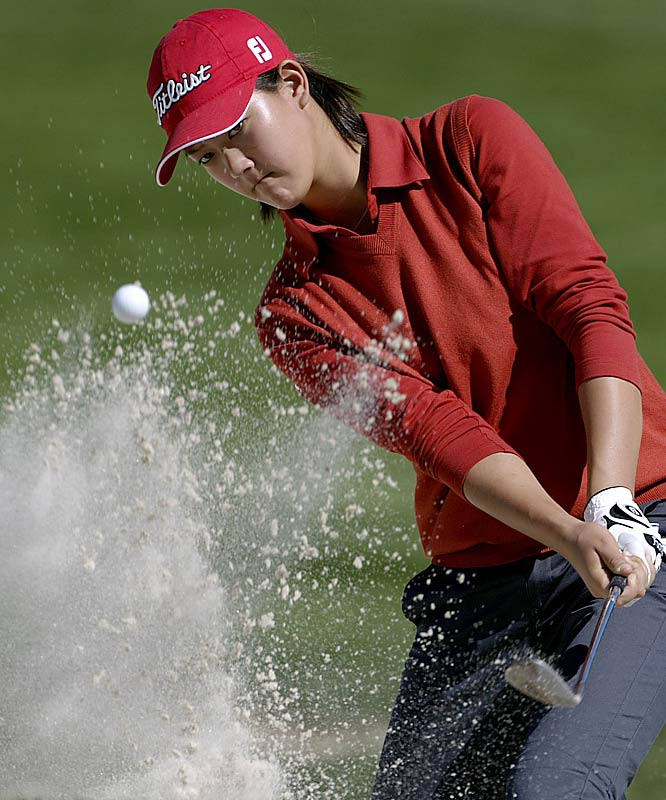 A month after her attempt in Canada, Wie shoots 78-76 to miss the cut at this Nationwide Tour event.