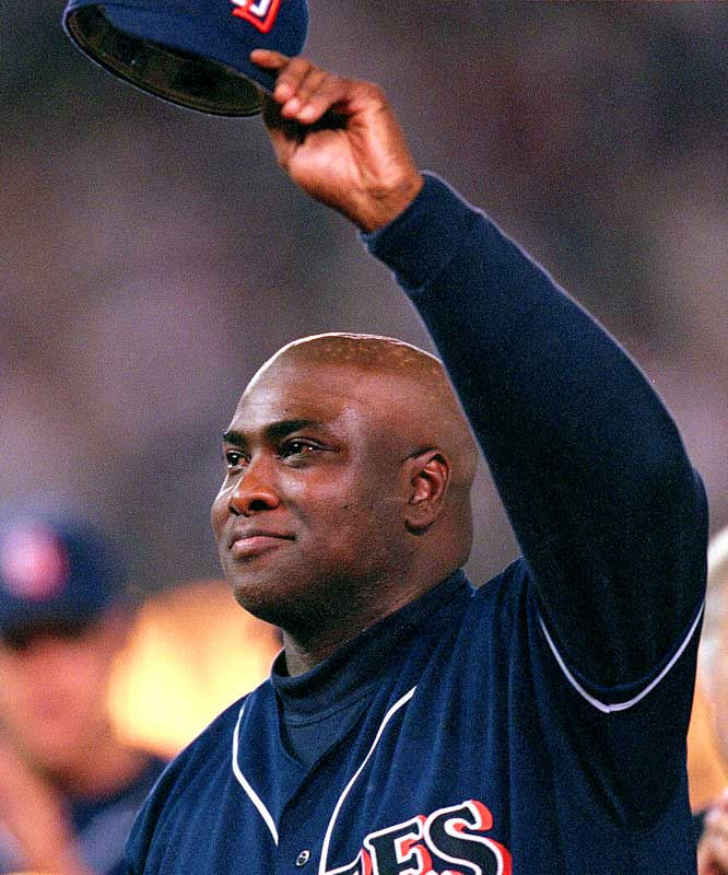 During his final season in 2001, Gwynn batted .324 but managed to take only 102 at-bats.