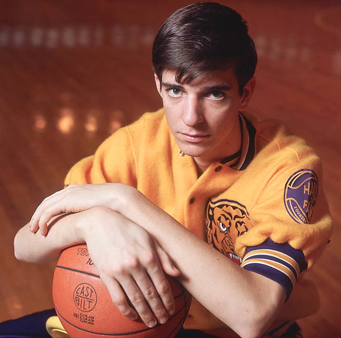 One of the greatest players in NCAA and NBA history, Pistol Pete Maravich would have turned 59 this year. Here's a look back at his career in pictures.<br><br>To read an excerpt from a revealing new biography on Maravich, check out this week's issue of Sports Illustrated.