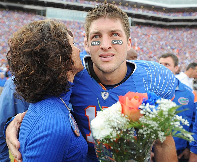 "Before he became the most controversial backup quarterback in New York Jets history, Tim Tebow had his critics on high alert as rumors of his presence in a pro-life commercial swirled before Super Bowl XLIV. In reality, the ad, which starred Tebow and his mother plugging a website called ""Focus on the Family,"" turned out to be much tamer than the fervor preceding its airing, which included some groups demanding that CBS not run it."