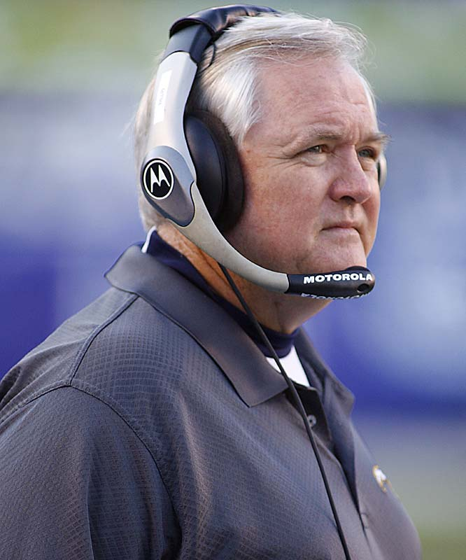 The Chargers defensive coordinator is coming off a great season and is rumored to be on Jerry Jones' radar. Phillips has a 48-39 record as a head coach.