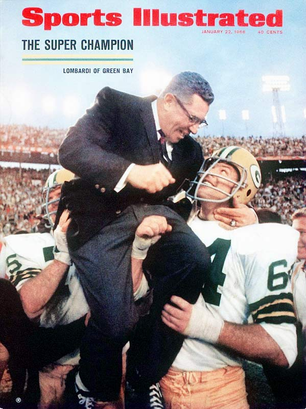 Lombardi coached the Redskins for one season, but he'll forever be known as the inspirational leader of the Packers, a team he led to five NFL championships and victories in Super Bowls I and II.