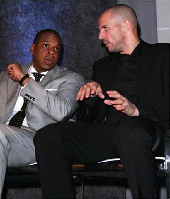 Jason Kidd tries to explain to Jay-Z why he shouldn't marry Beyonce -- or anyone else, for that matter.