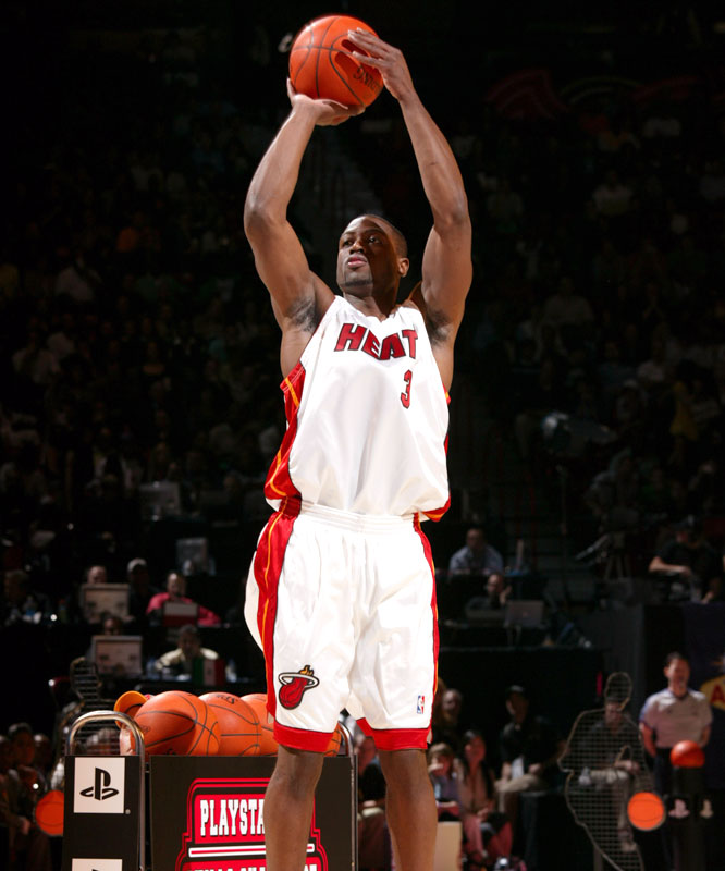 Wade put together a perfect final run through the obstacle course to beat Bryant in 26.4 seconds.