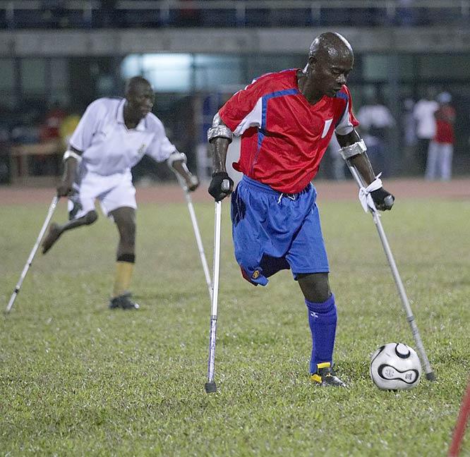 Ghana versus Liberia