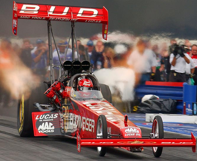 At age 62 and coming out of retirement, Kenny Bernstein isn't tearing up the NHRA tracks so far in 2007. His body of work, however, is undeniable Hall of Fame material. He is the second winningest driver all-time in the Top Fuel category and fourth winningest Funny Car driver.