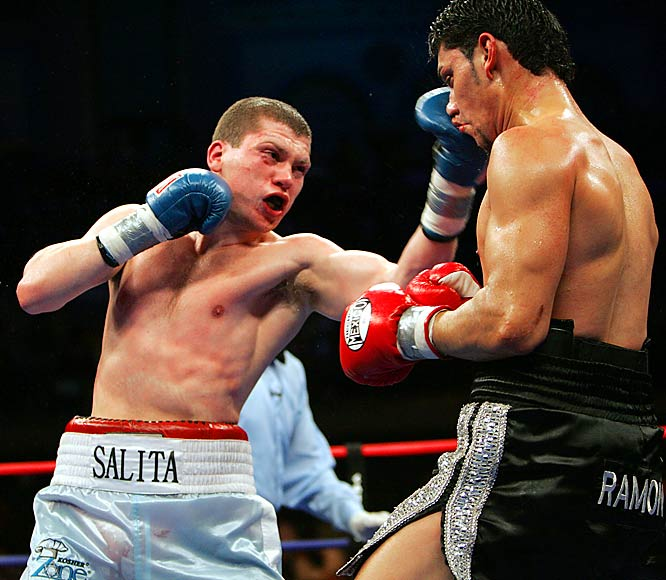 The 2001 Golden Gloves champion has been brought along slowly by promoter Lou DiBella. A practicing Orthodox Jew, Salita does not fight on the Sabbath or Jewish holidays.