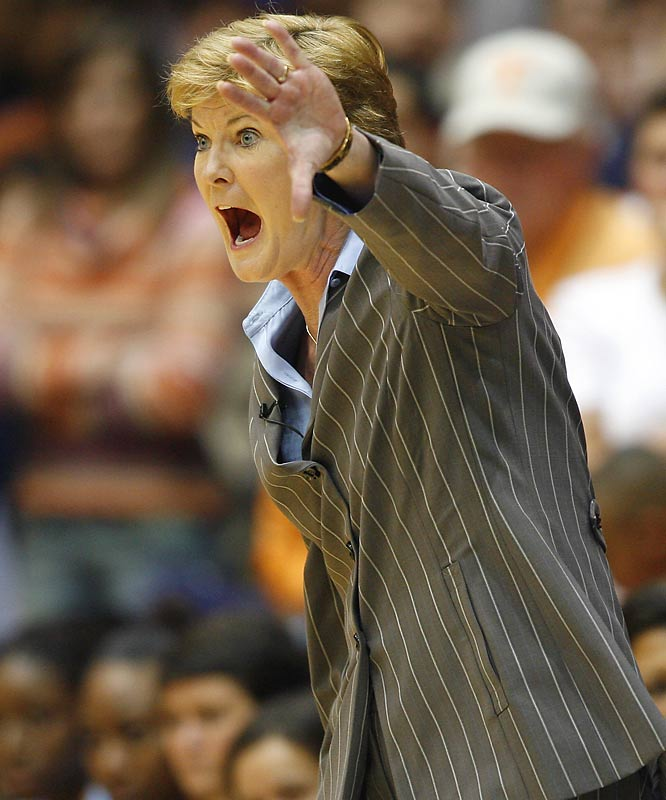 Pat Summitt, the all-time winningest coach in NCAA basketball history -- male or female -- earned her 900th career win as the Tennessee Lady Vols beat Vanderbilt, 80-68.  That year, Summitt signed a $1.125 million deal for the 2006-07 season, making her the first women's basketball coach in history to be paid a million dollars or more.