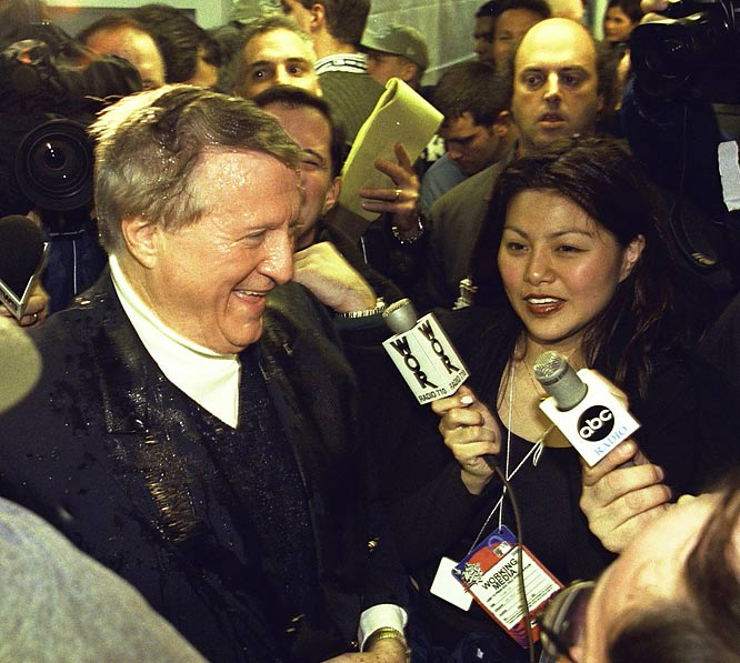 A federal judge ruled that male and female reporters should have equal access to locker rooms. The ruling came as a result of a suit by Time Inc. after Major League Baseball Commissioner Bowie Kuhn prohibited Sports Illustrated reporter Melissa Ludtke from interviewing players in the locker room during the 1977 World Series.