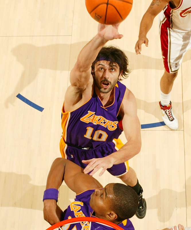 Lakers forward Vladimir Radmanovic recently told the club that he separated his shoulder by slipping on the ice while going out for coffee. He later admitted that the injury occurred while he was snowboarding. What follows are some other memorable cover-ups. <br><br>Click on the link in the last photo to let us know which ones you'd add to the list.