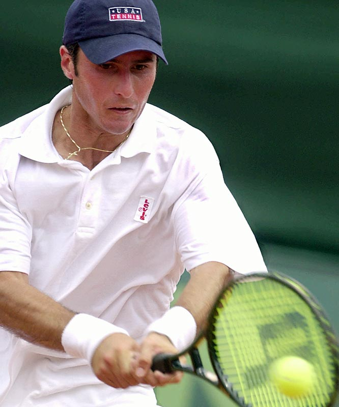 His 21-match losing streak, which ended in 2000, is believed to be the longest in pro tennis history.
