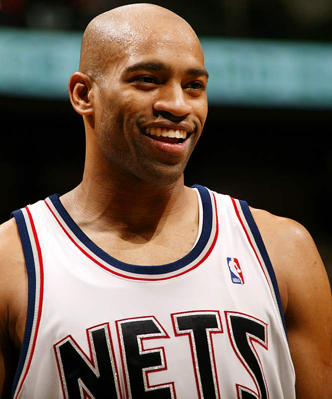 As a native of Daytona Beach, I'm always excited to see a safe and entertaining race that will make sports fans want to return to Daytona year after year. Of course, I'm going with Mark Martin, a resident of Daytona Beach. <br><br>- Vince Carter <br>Guard-Forward, New Jersey Nets
