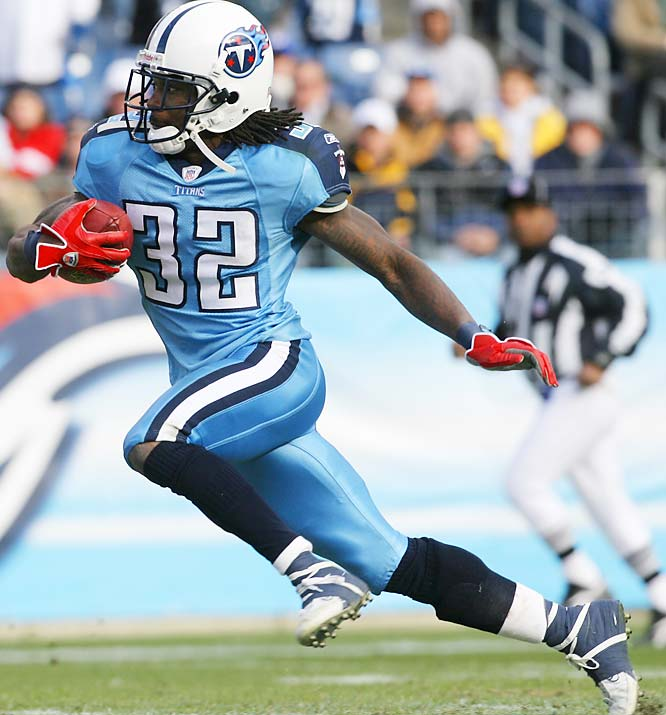 Tennessee may try to deal their troubled cornerback, but a lot depends on whether he'll face legal trouble for a recent night club incident in Las Vegas. Jones has loads of talent and the Titans need him on the field. But he may not be worth all the headaches he creates for the team.